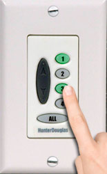 Nuter Douglas Platinum Technology Wall Switch